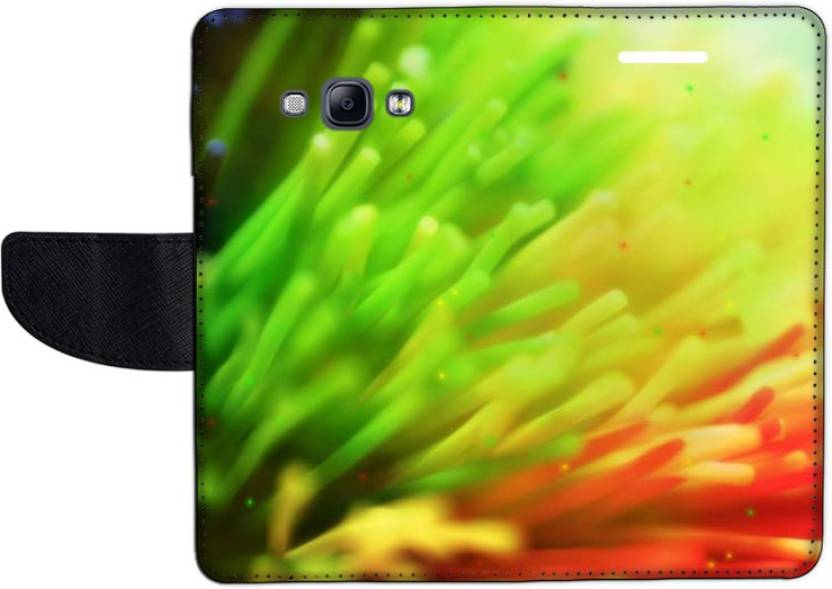 Muvit Flip Cover for SAMSUNG Galaxy A8