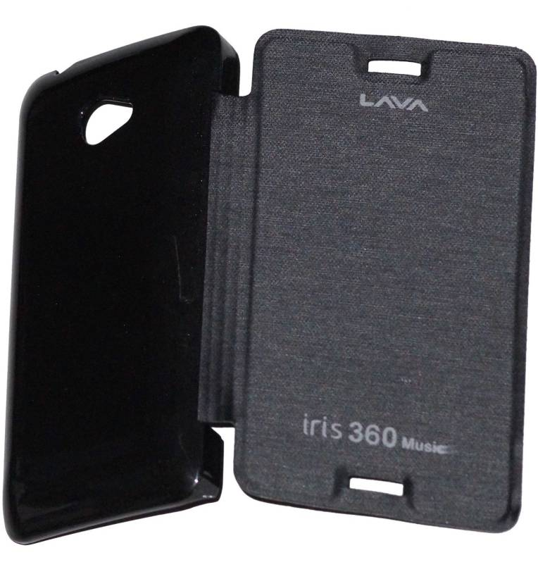 premium selection 6b3af 1405e OSR Flip Cover for Lava Iris 360 Music - OSR : Flipkart.com