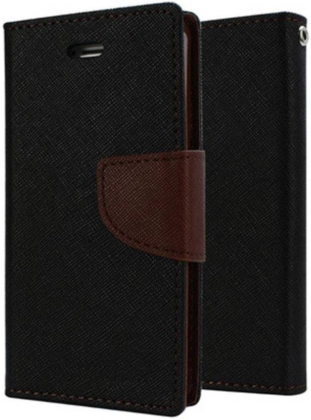 Trap Flip Cover for Microsoft Lumia 540