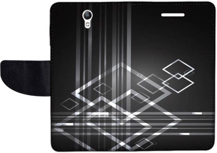 Muvit Flip Cover for Lenovo S1