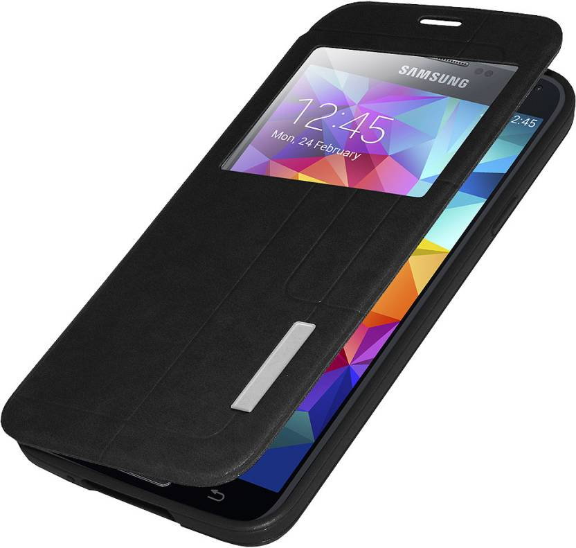 the latest 938bb 40592 Amzer Flip Cover for SAMSUNG Galaxy S5