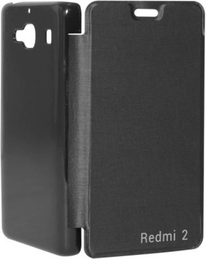 innovative design 0f67c 964e7 Coverage Flip Cover for Xiaomi Redmi 2