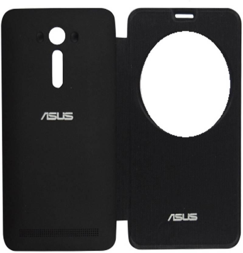 buy popular 92c9d aa54b Coverage Flip Cover for Asus Zenfone 2 Laser ZE550KL