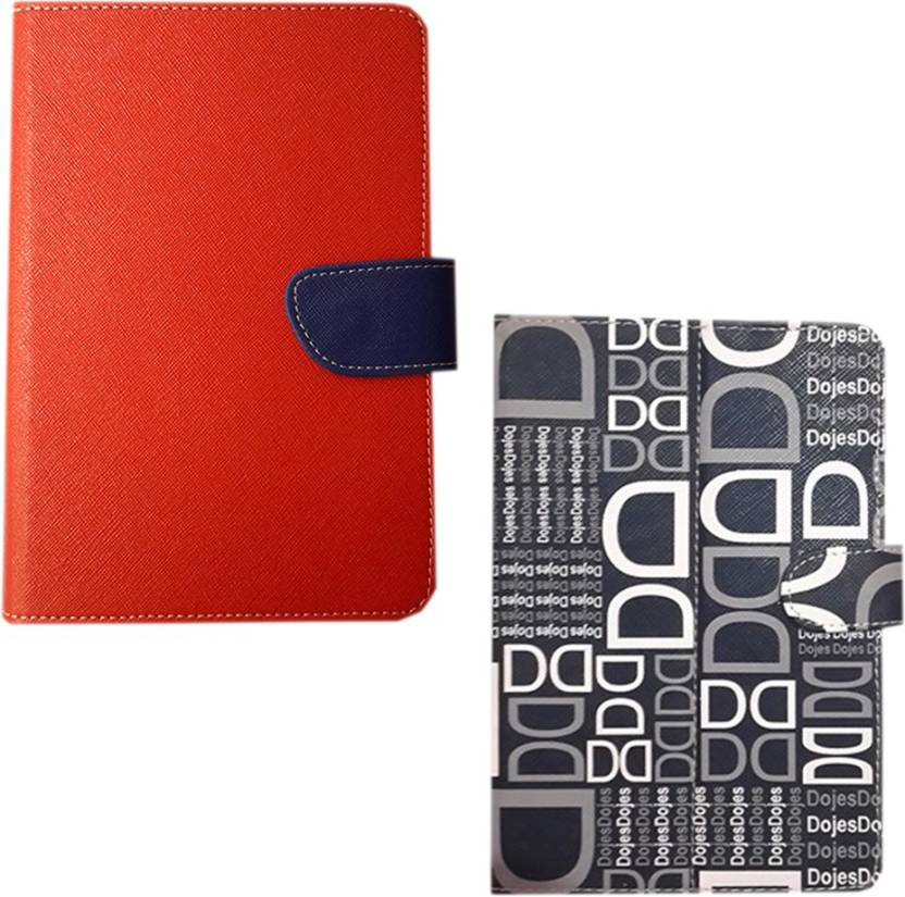 LatestTrend Flip Cover for HCL Me Y2 Tab (8GB) BZ-2495