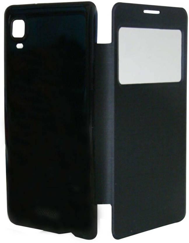 pretty nice 3e9c0 bace4 FUSON Flip Cover for Micromax Canvas Doodle 3 A102 - FUSON ...