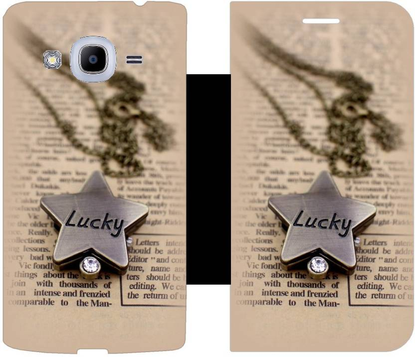 Phone Candy Flip Cover for Samsung Galaxy J2 Pro (2016