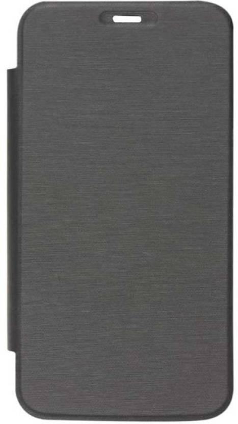Dealraj Flip Cover for MAICROMAX BOLT Q335