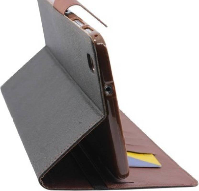 Elegance Covers Flip Cover for Apple Ipad Mini 2 Brown