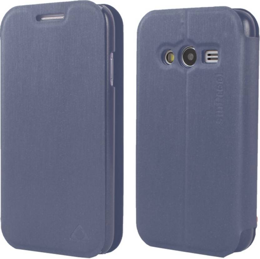 competitive price 13b17 c2494 Stuffcool Flip Cover for SAMSUNG Galaxy S Duos 3 - Stuffcool ...