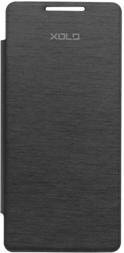 ASM Energy Flip Cover for XOLO A600