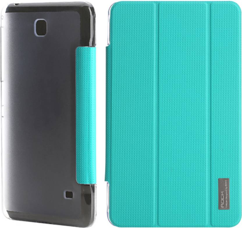 official photos cd88e fc25c Rock Flip Cover for Samsung Tab4 8.0 Inch T331 - Rock : Flipkart.com