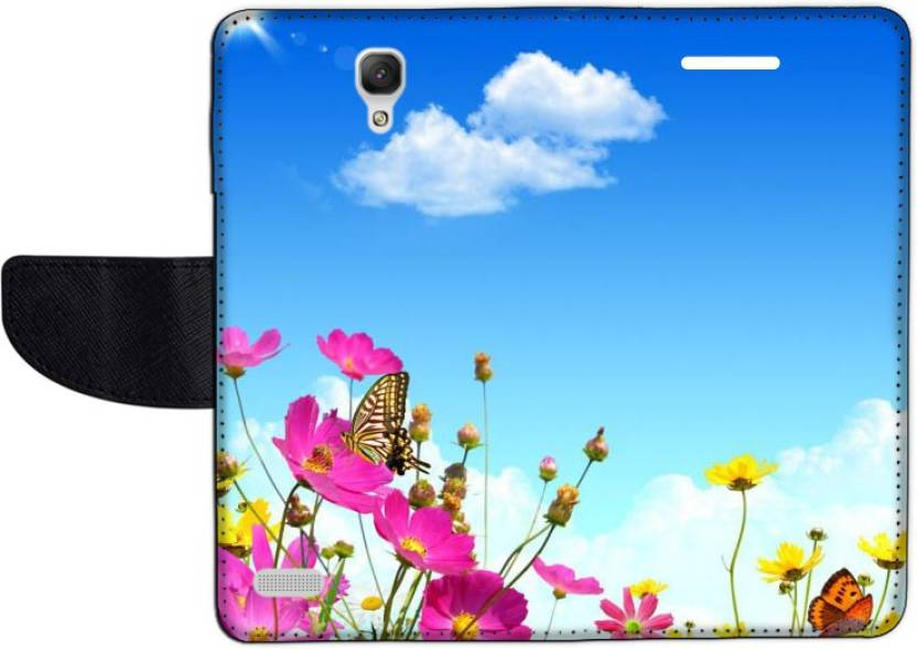 Muvit Flip Cover for Xiaomi Redmi Note Prime