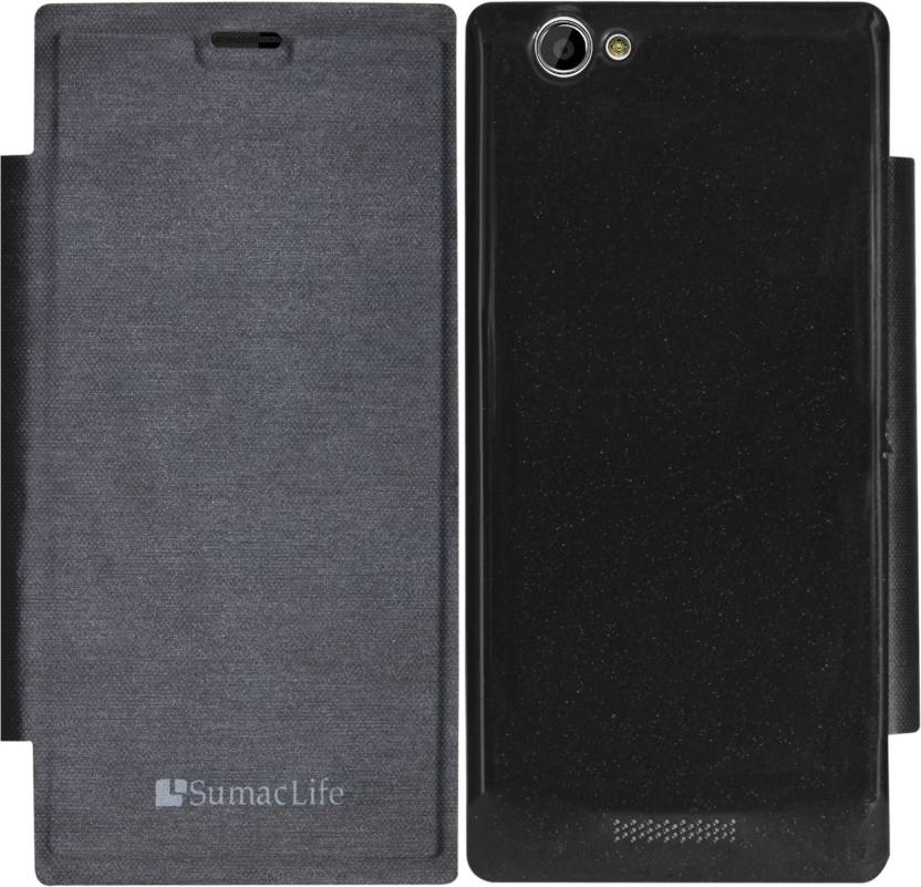 premium selection 771e8 17990 SumacLife Flip Cover for Gionee M2