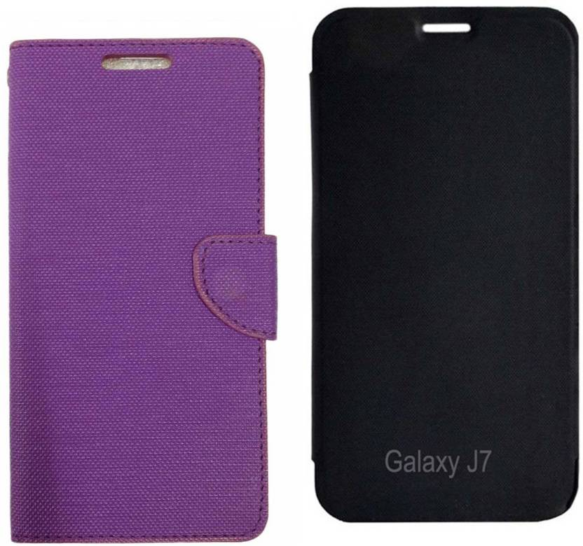 sports shoes ea0dd d8358 ZYNK CASE Flip Cover for Samsung Galaxy J7 - 6 (New 2016 Edition ...