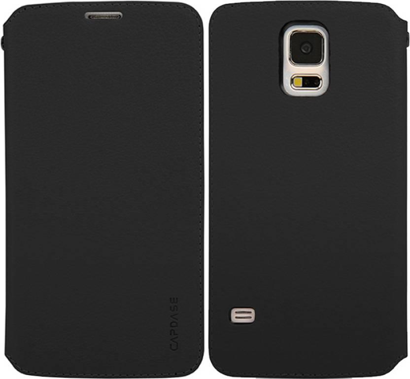 new product 21035 924bb Capdase Flip Cover for SAMSUNG GALAXY S5 - Capdase : Flipkart.com