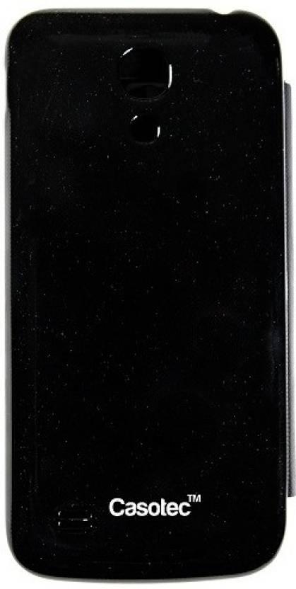 best loved c97ee 476dd Casotec Flip Cover for Samsung Galaxy S4 Mini i9192 - Casotec ...