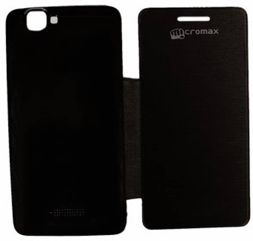 new product 97bbd 23978 Create 2 Craft Flip Cover for Micromax Canvas 2 Plus A110Q - Create ...