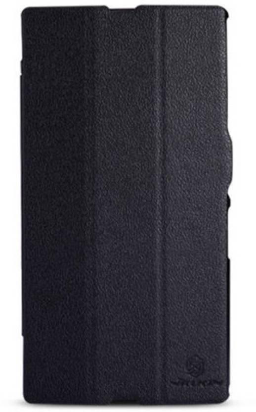 promo code a1364 d3b92 Nillkin Flip Cover for Sony Xperia Z Ultra XL39h Zu
