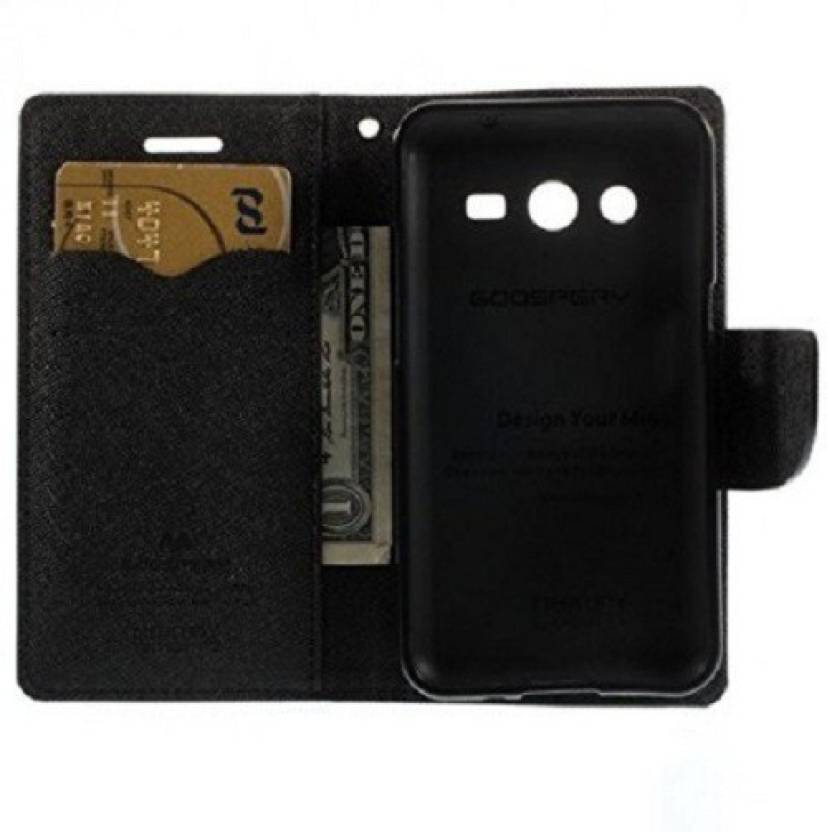 GMK MARTIN Wallet Case Cover for Motorola Moto E