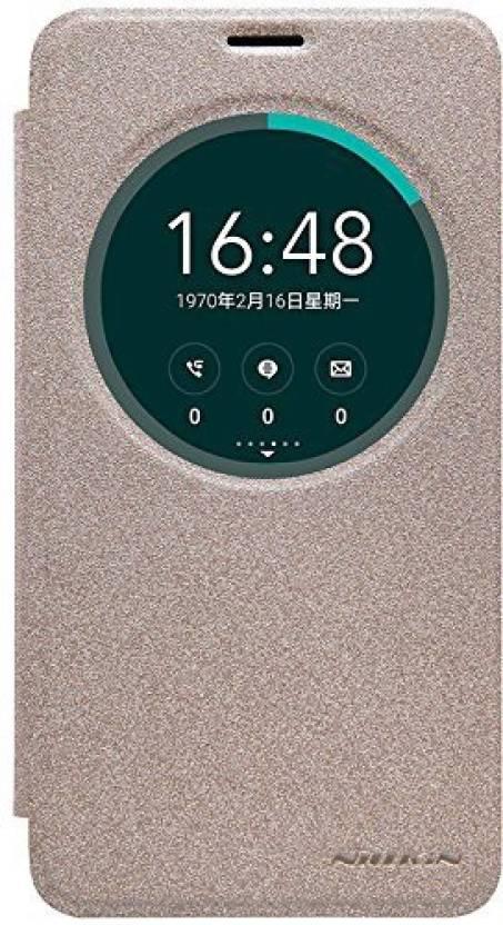 promo code 505c9 45658 Nillkin Flip Cover for Asus Zenfone 2 Laser ZE550KL