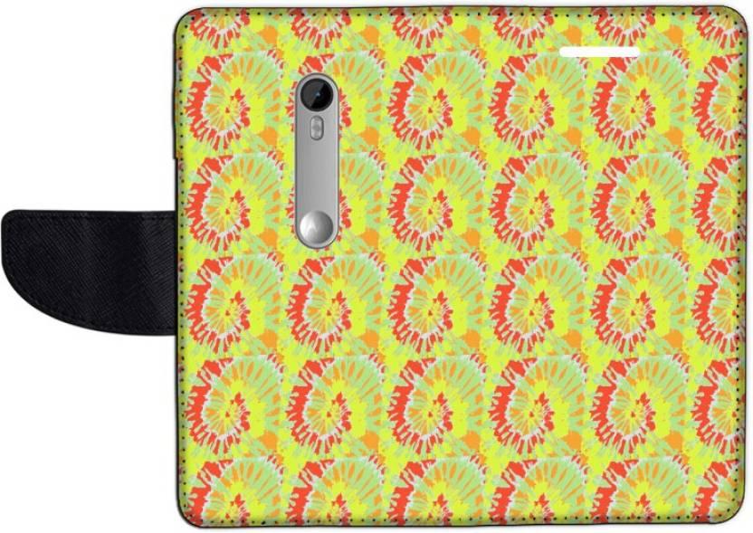 Muvit Flip Cover for Motorola Moto G (3rd Generation)
