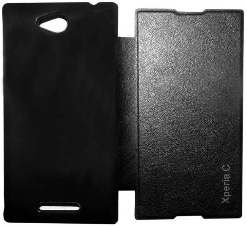separation shoes 23738 0105d Esstain Flip Cover for SONY-C2305 Xperia C