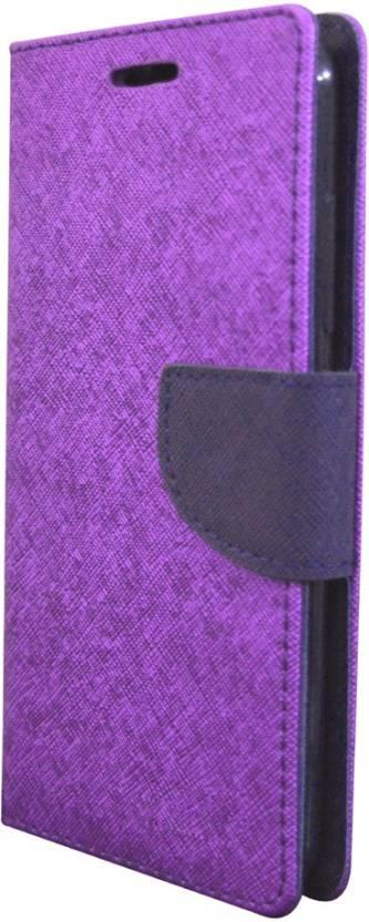 buy popular ce53c ea001 COVERNEW Flip Cover for VIVO Y21L