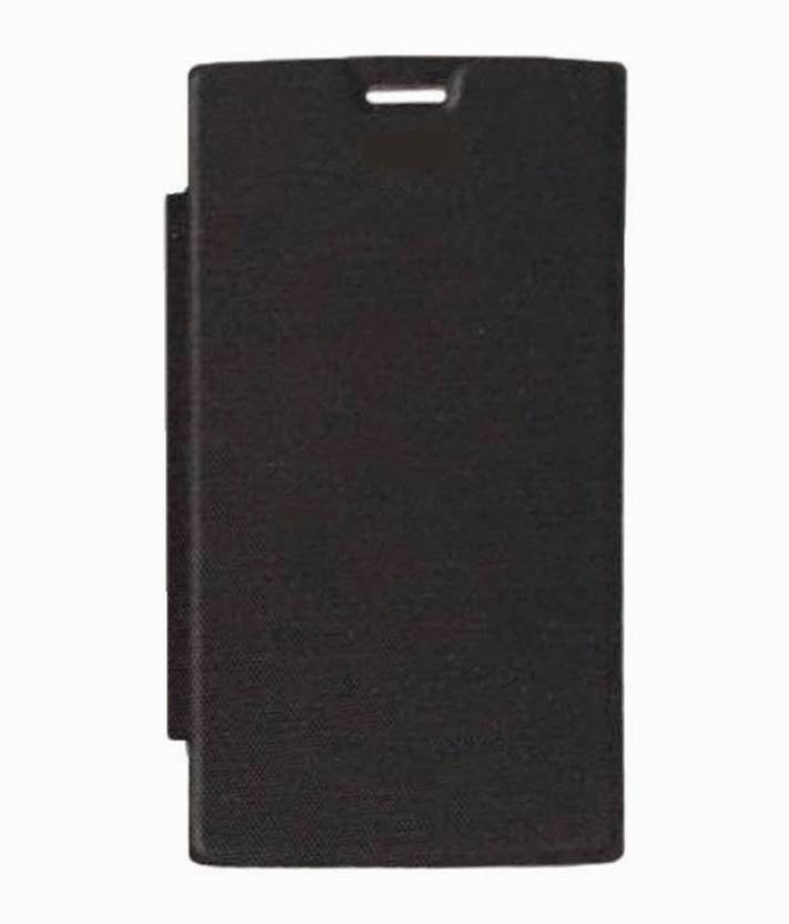 Sai Flip Cover for Karbonn A18 Plus