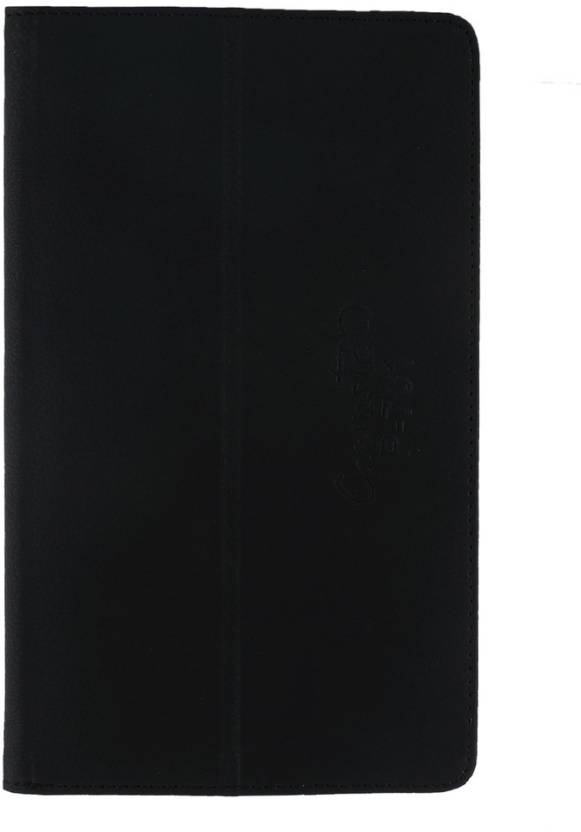 Celzo Flip Cover for Micromax Canvas Tab P701 7 inch Black