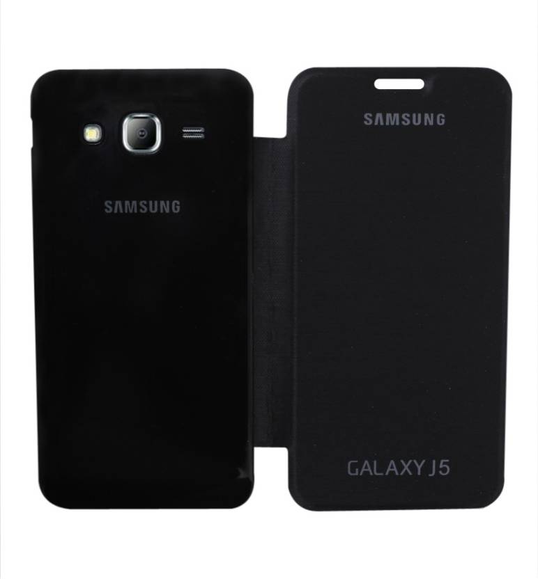Clickcases Flip Cover for SAMSUNG Galaxy J5