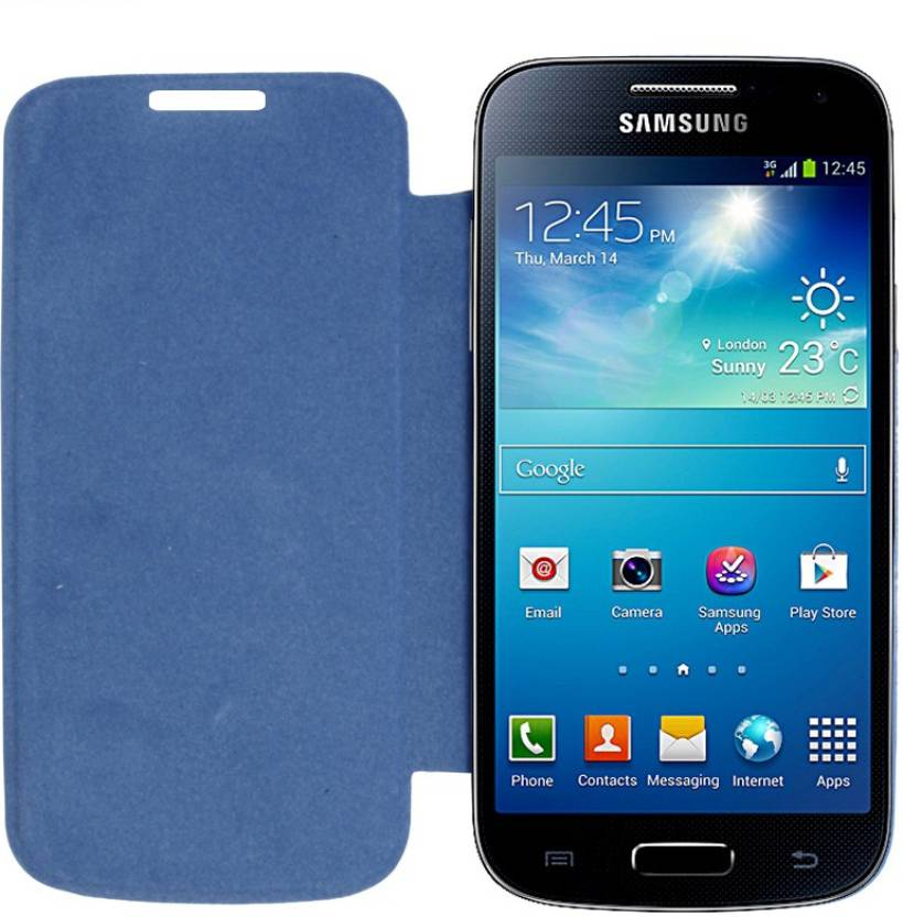 online retailer cfde2 426b0 Bluerock Flip Cover for Samsung Galaxy S4 Mini I9190 - Bluerock ...