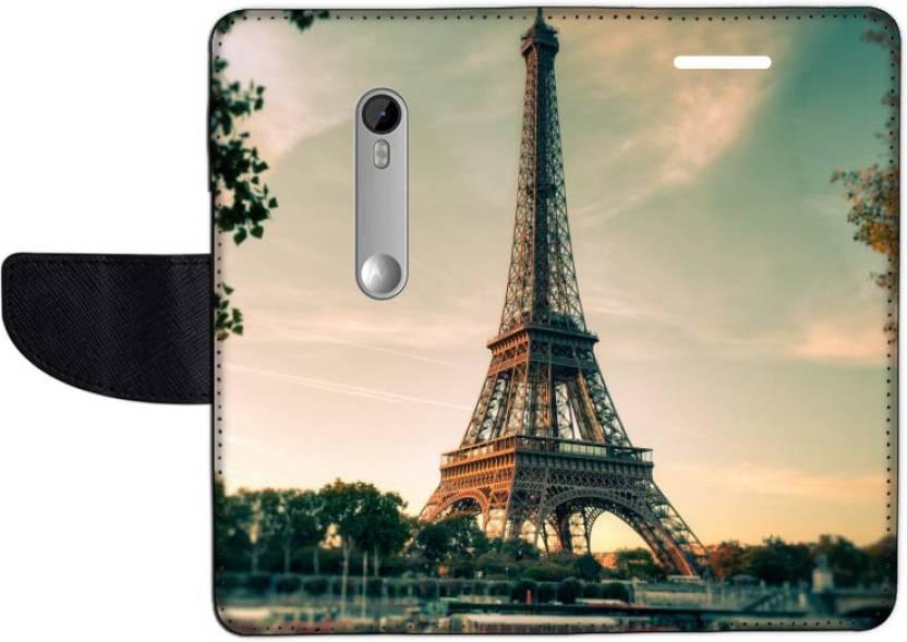 Muvit Flip Cover for Motorola Moto X Style