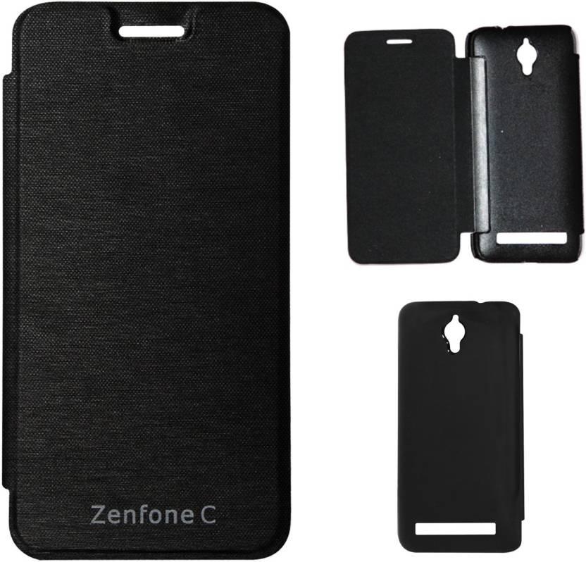 the best attitude c1533 af7e1 NeeShee Flip Cover for Asus Zenfone C - NeeShee : Flipkart.com