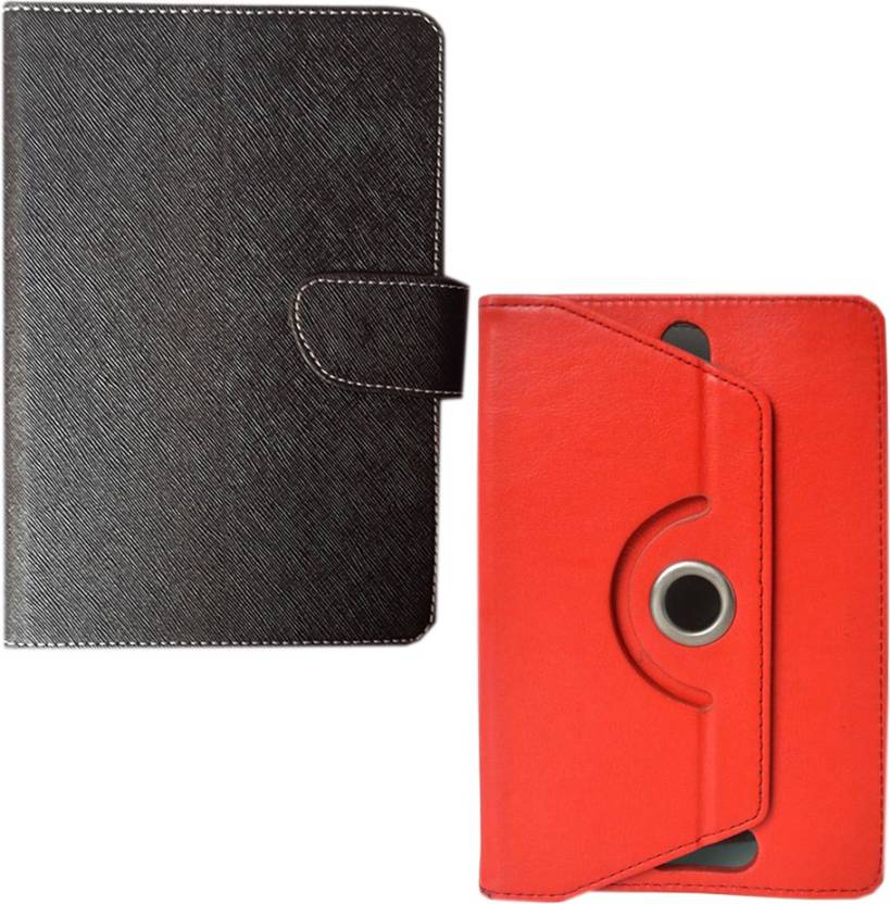 BuyeZyy Flip Cover for iBall 6351-Q40 Tablet BZ-060