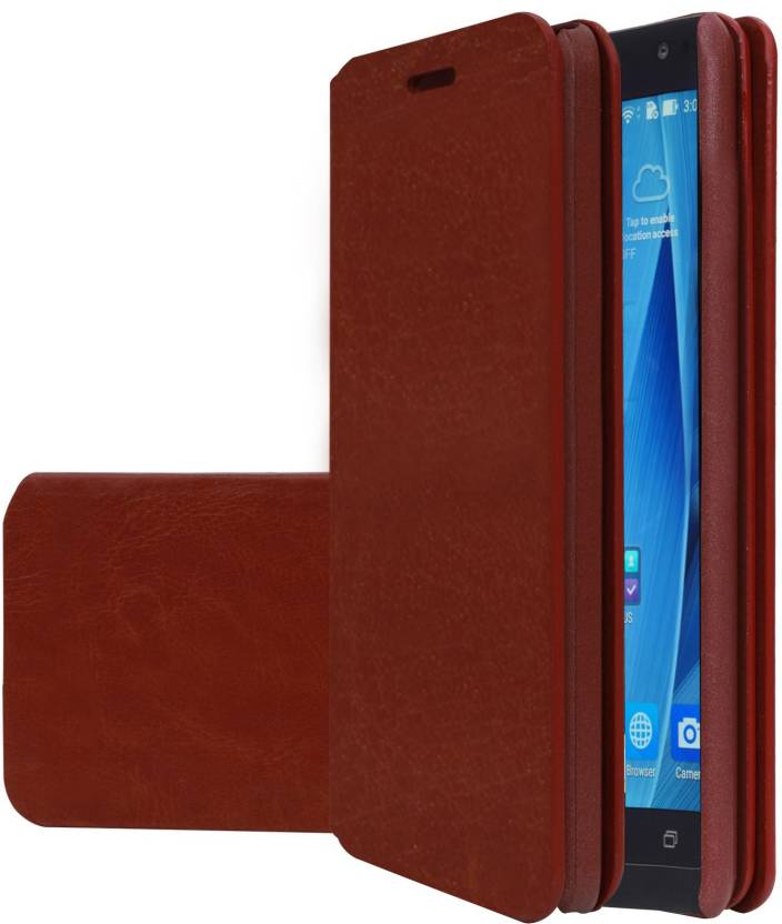 reputable site 65a9a a65bd Stylabs Flip Cover for Asus Zenfone 2 Laser ZE601KL (6.0Inch ...