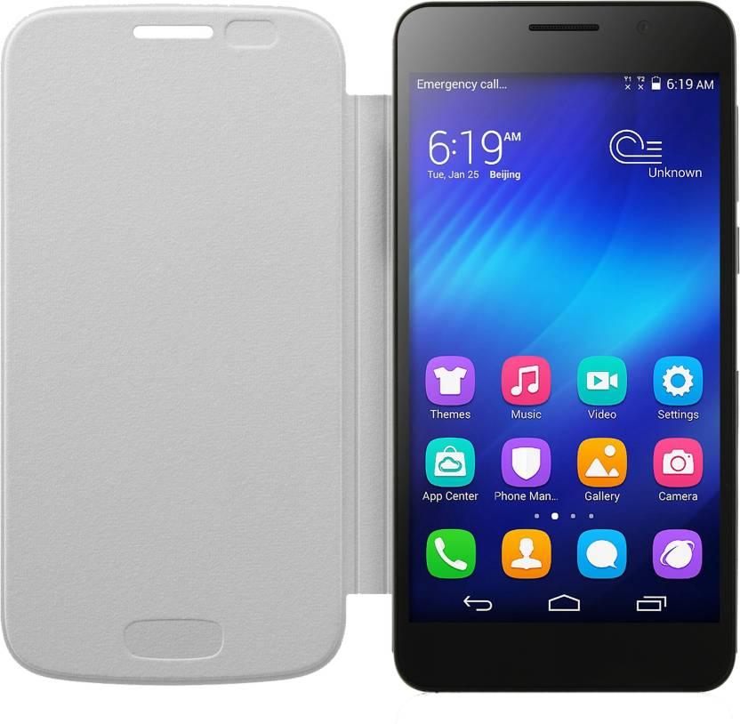 sale retailer 6dcd0 7268c APE Flip Cover for Huawei Honor 6 H60-L04 - APE : Flipkart.com