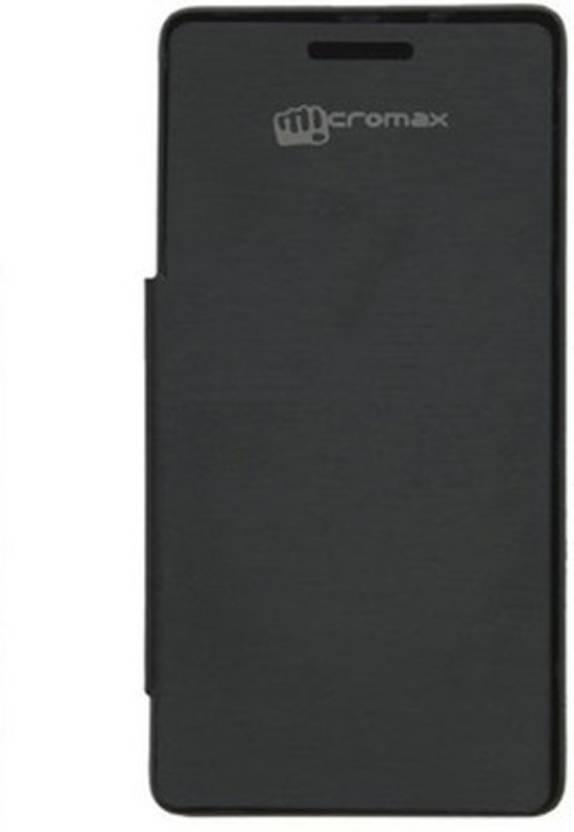 hot sale online c3da1 5e84c Ace HD Flip Cover for Micromax Canvas Fire 4G Plus Q412 - Ace HD ...