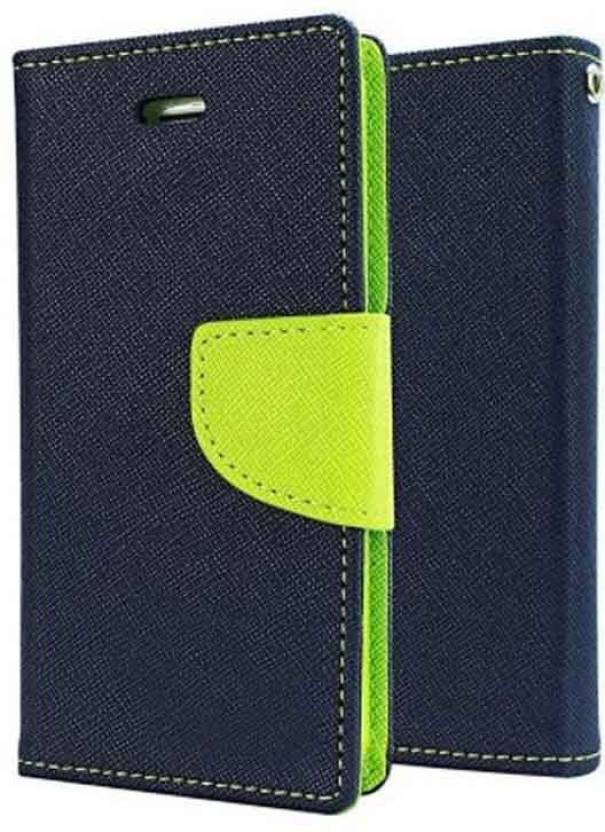 Kolorfame Flip Cover for Micromax Canvas Spark Q380