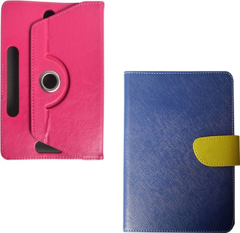 BuyeZyy Flip Cover for Karbonn A34 Tab (4GB) BZ-1326