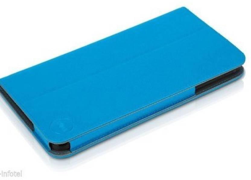 Dell Flip Cover for Dell Venue 7 Essential Folio for 3740(HHX7T)BLUE