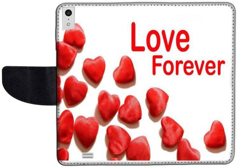 Muvit Flip Cover for Gionee Elife S5.5