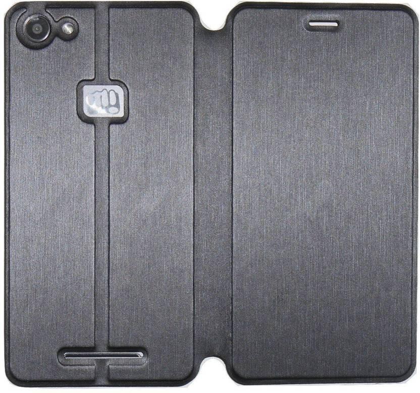 finest selection ec42b 62643 Mobion Flip Cover for Micromax Canvas Spark 2 Plus Q350 - Mobion ...