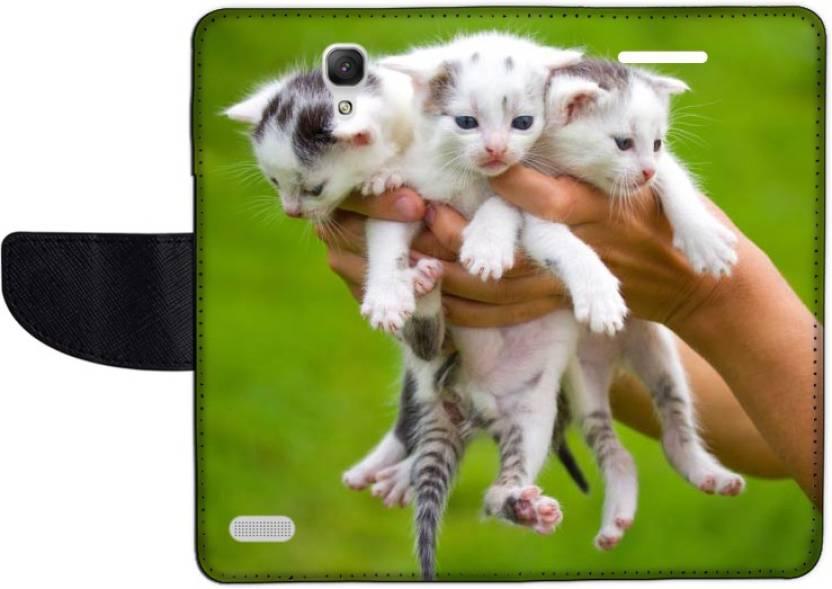 Muvit Flip Cover for Xiaomi Redmi Note Prime