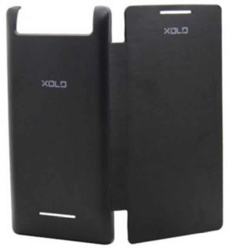 OIR Flip Cover for Xolo A500 Club