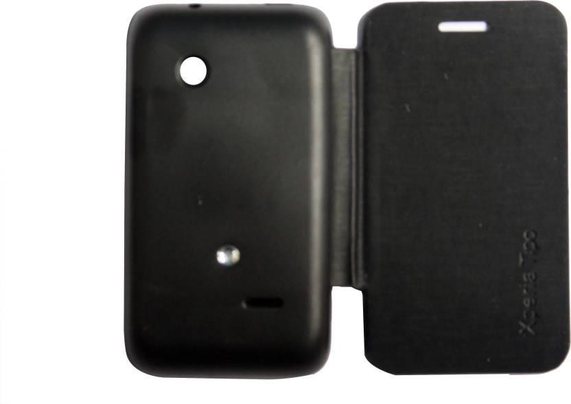 new product e11c4 df417 Edge Flip Cover for SONY XPERIA TIPO ST21i - Edge : Flipkart.com