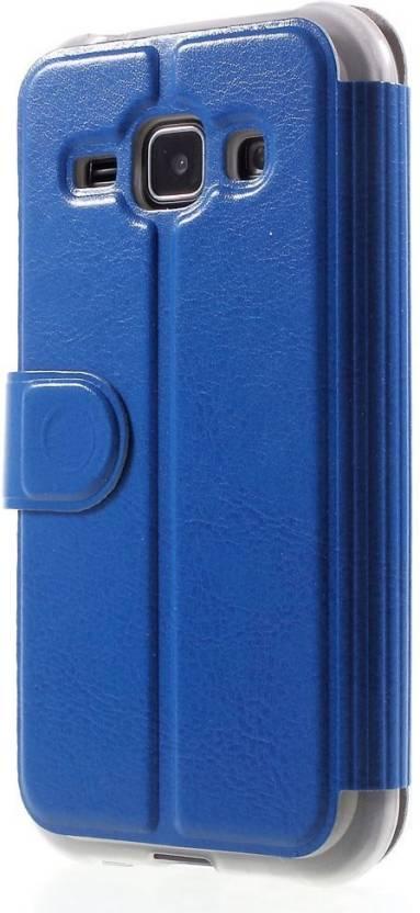 new concept be867 d6979 F2s Flip Cover for Samsung Galaxy J1 / J1 4G - F2s : Flipkart.com