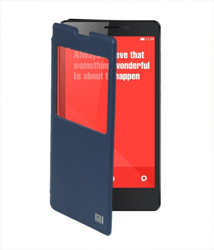 Coverage Flip Cover for Xiaomi Redmi Note