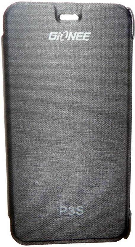 Toppings Flip Cover for Gionee Pioneer P3S