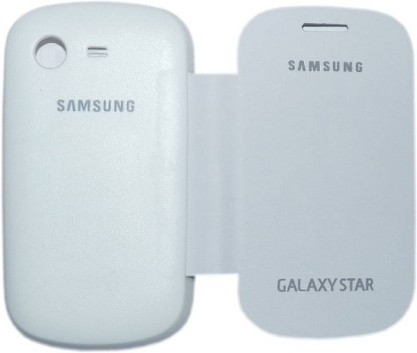 on sale bb044 7545e Micomy Flip Cover for Samsung Galaxy Star GT-S5282
