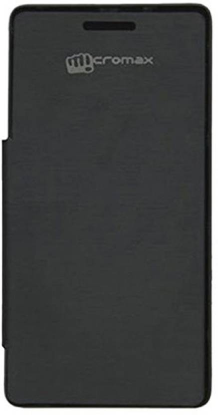 STC Flip Cover for Micromax Canvas Selfie 2 Q340